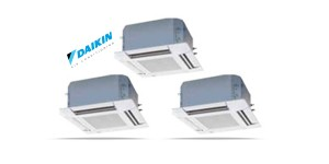 R-410A Ceiling Mounted 2 X 2 Cassette Type (Cooling Only & Heat Pump).